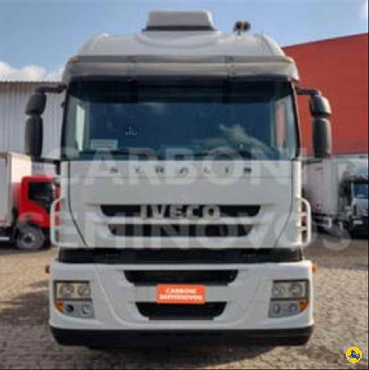 STRALIS 460 de Carboni Iveco - VIDEIRA/SC