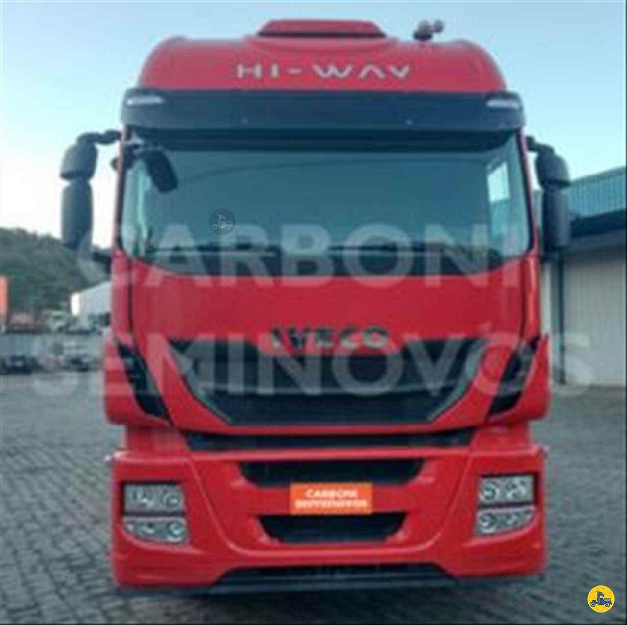 STRALIS 440 de Carboni Iveco - VIDEIRA/SC