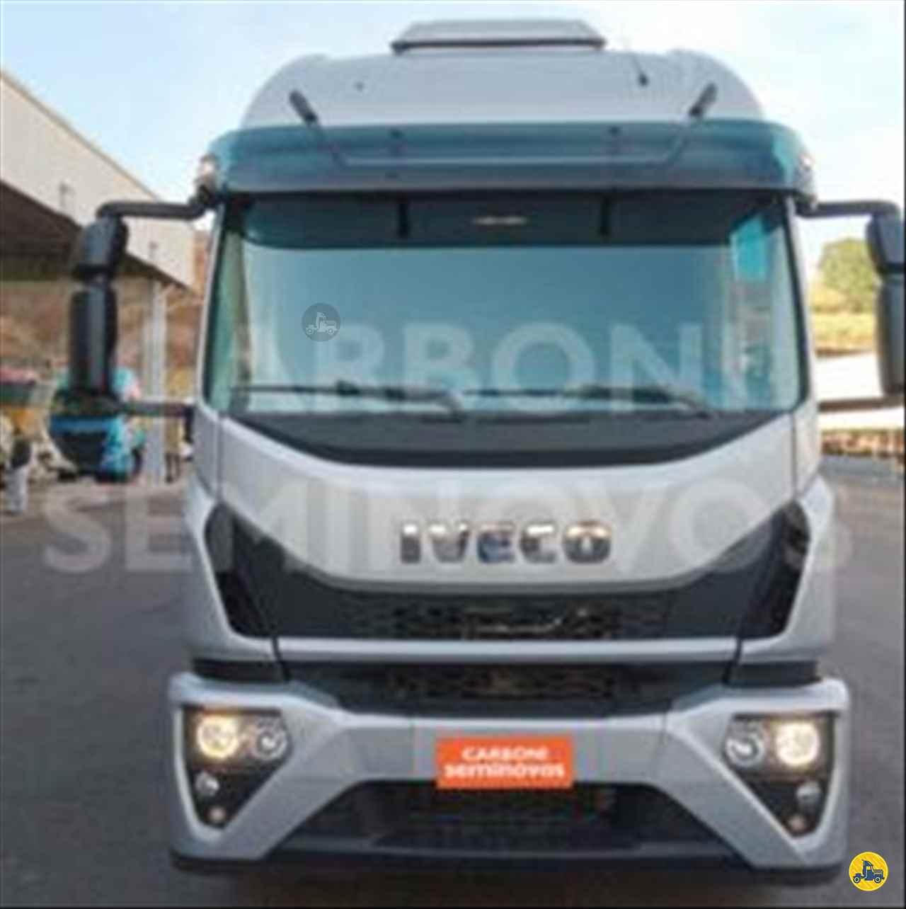 CAMINHAO IVECO TECTOR 240E30 Carga Seca Truck 6x2 Carboni Iveco VIDEIRA SANTA CATARINA SC