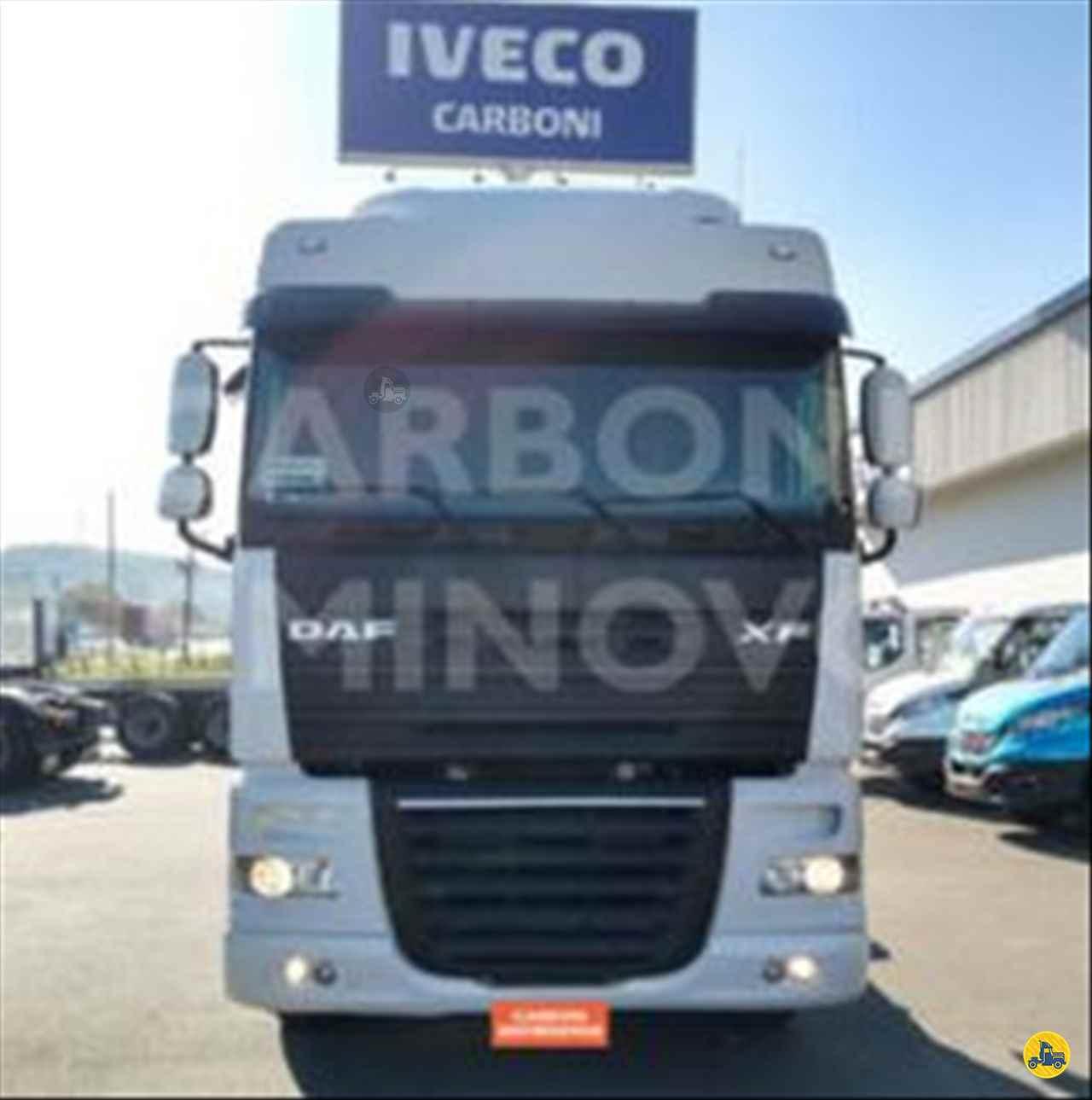 CAMINHAO DAF DAF XF105 410 Cavalo Mecânico Truck 6x2 Carboni Iveco VIDEIRA SANTA CATARINA SC