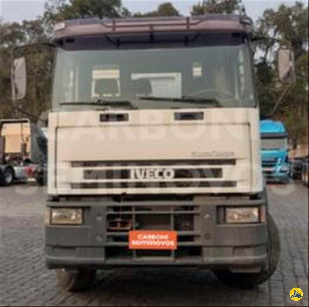 CAMINHAO IVECO EUROCARGO 160E21 Graneleiro Truck 6x2 Carboni Iveco VIDEIRA SANTA CATARINA SC