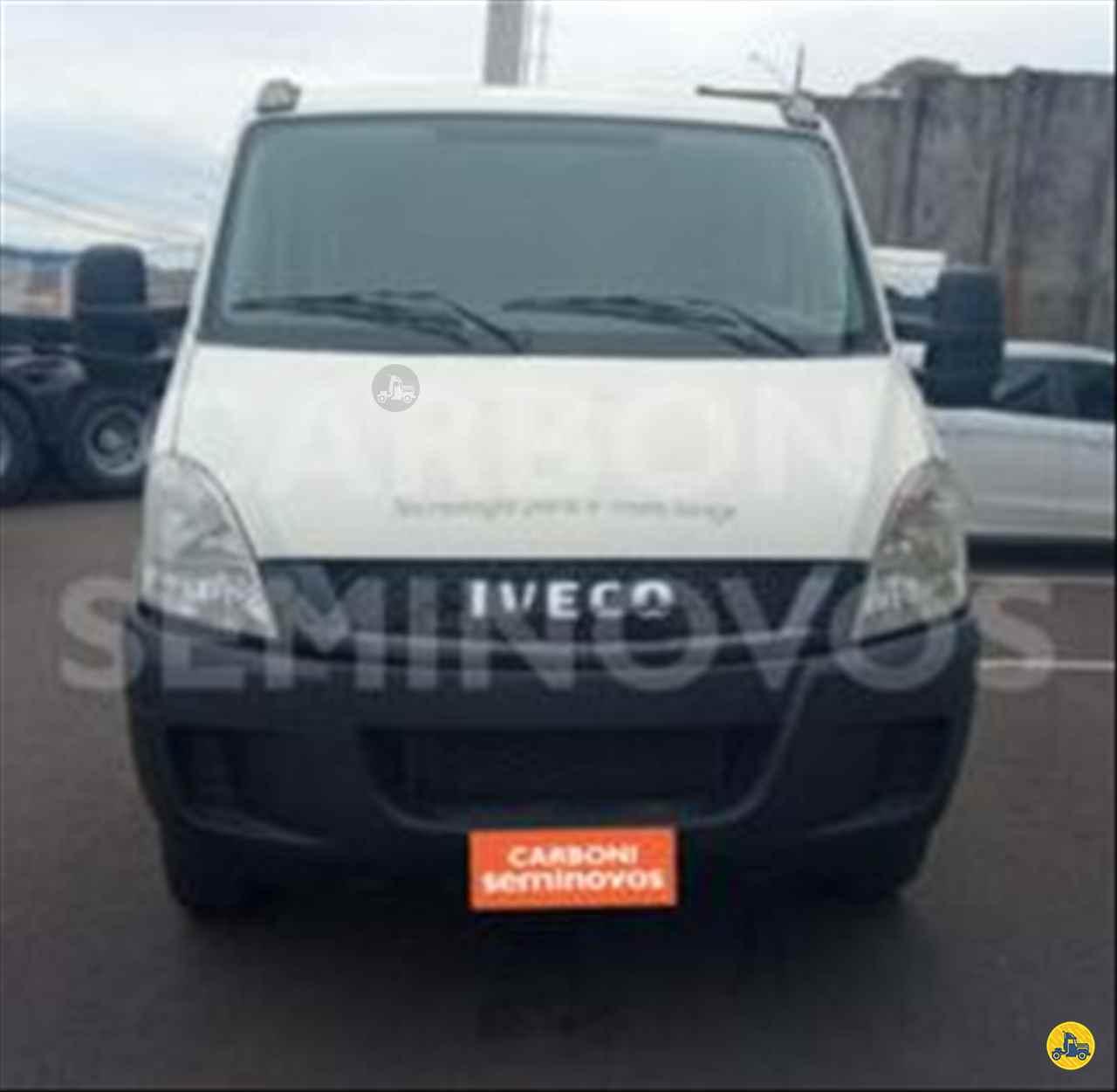 CAMINHAO IVECO DAILY 55c17 Chassis 3/4 4x2 Carboni Iveco VIDEIRA SANTA CATARINA SC