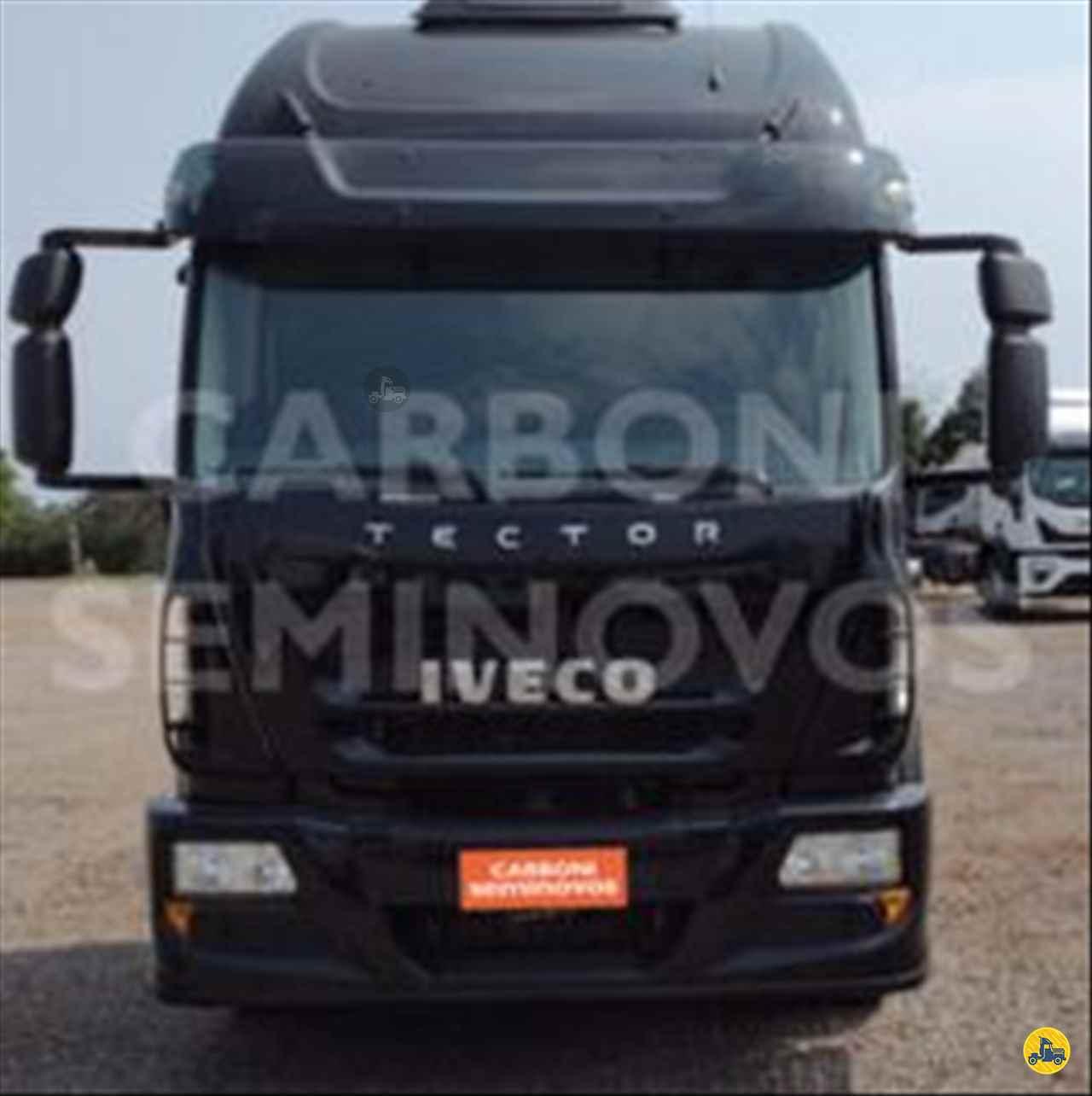 CAMINHAO IVECO TECTOR 240E30 Chassis BiTruck 8x2 Carboni Iveco VIDEIRA SANTA CATARINA SC