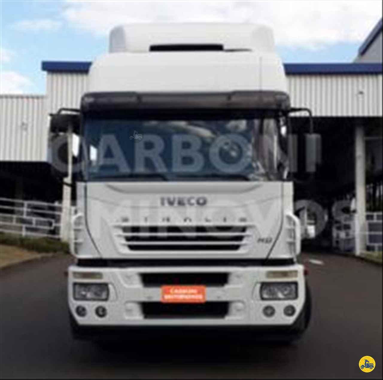 STRALIS 480 de Carboni Iveco - VIDEIRA/SC