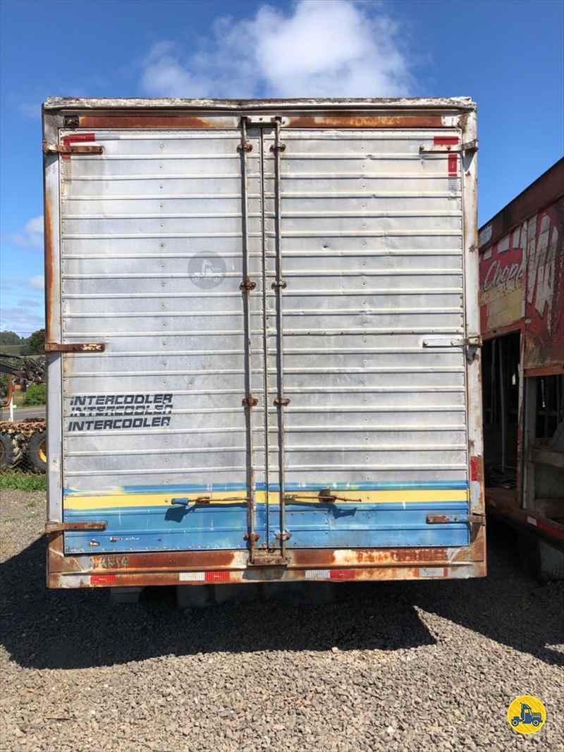 UTILITARIOS BAU FURGAO  1999 Kaio Caminhões
