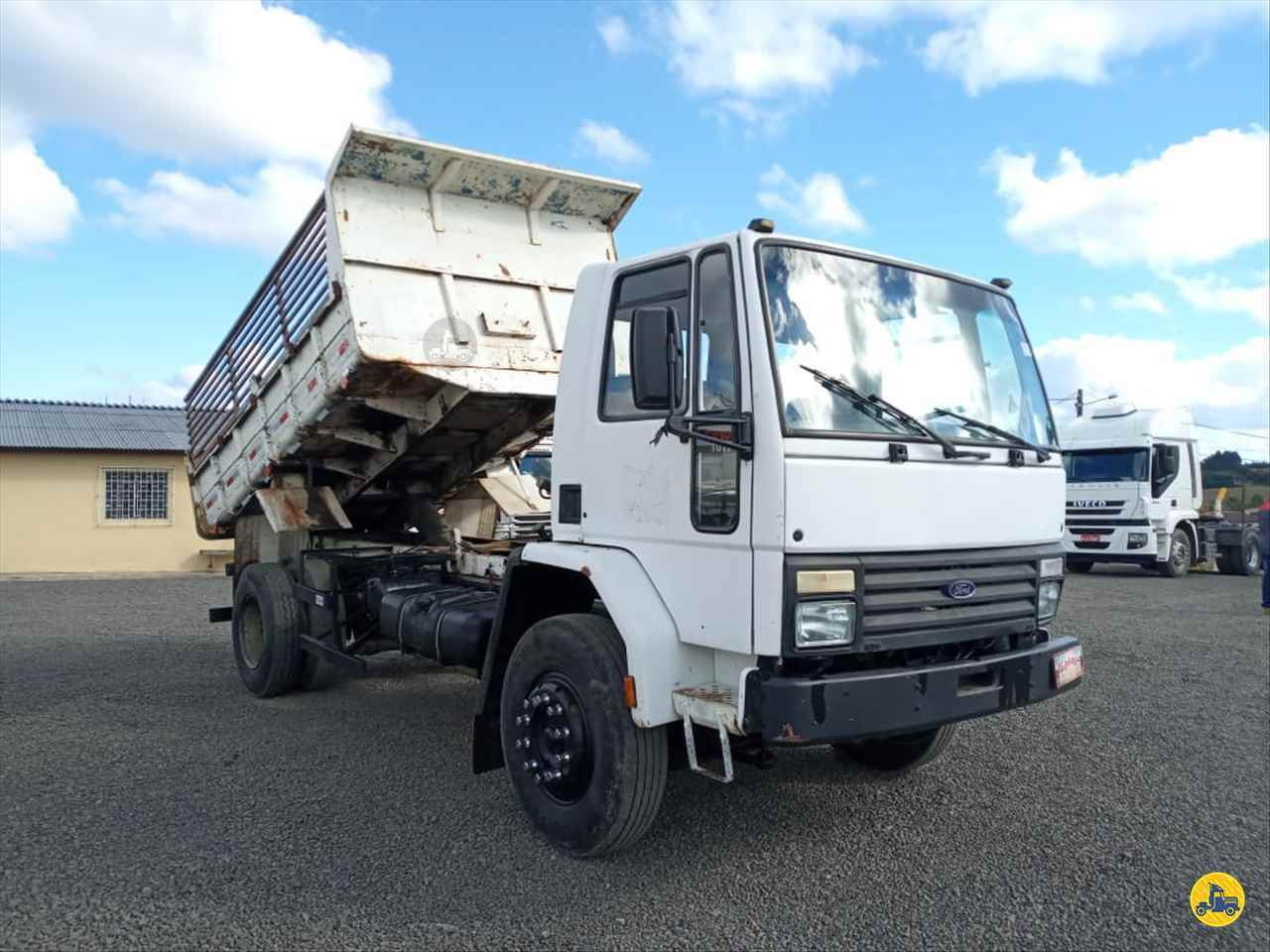 CAMINHAO FORD CARGO 1617 Caçamba Basculante Truck 6x2 Kaio Caminhões LAGES SANTA CATARINA SC