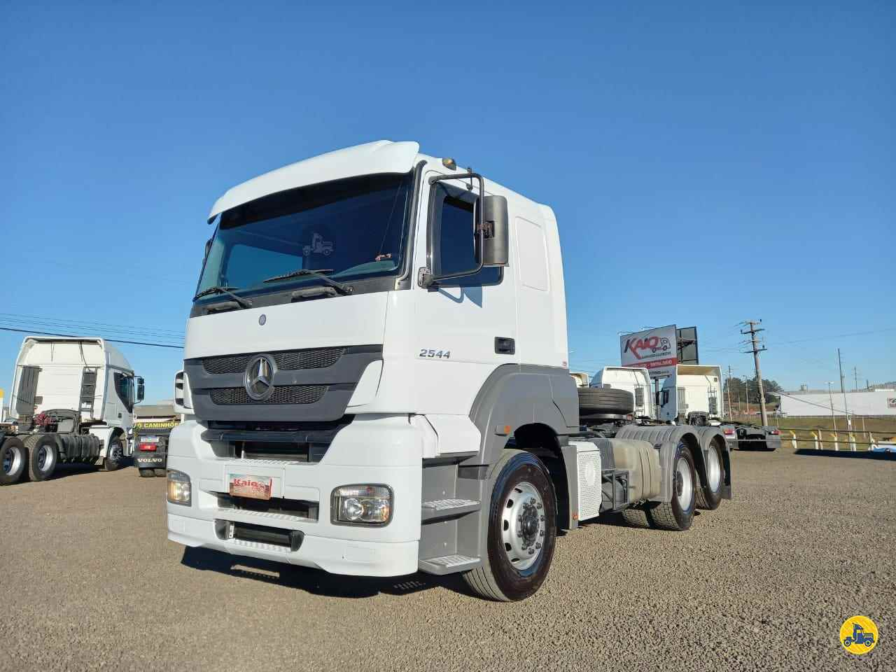 CAMINHAO MERCEDES-BENZ MB 2544 Chassis Truck 6x2 Kaio Caminhões LAGES SANTA CATARINA SC