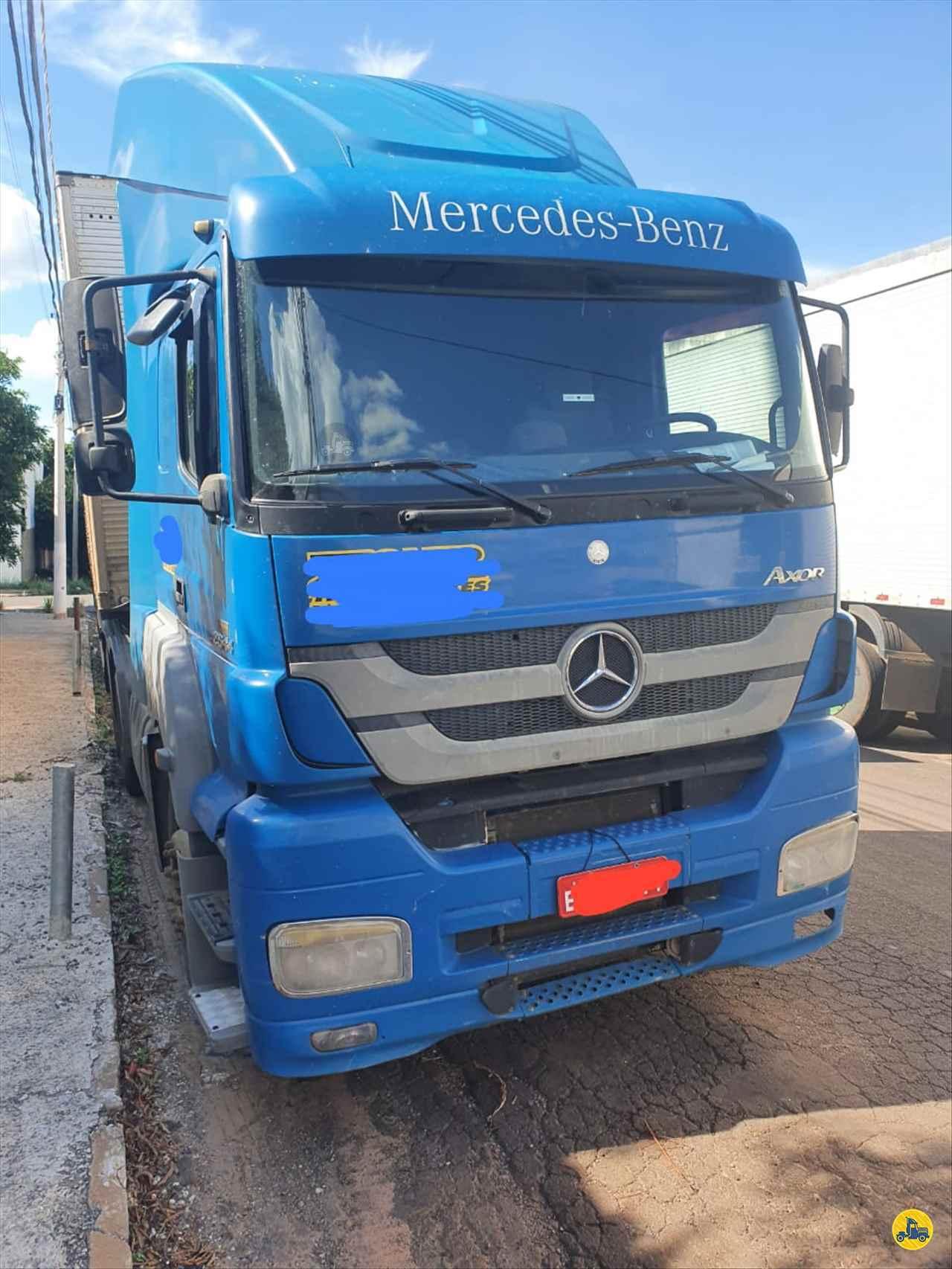 CAMINHAO MERCEDES-BENZ MB 2644 Cavalo Mecânico Traçado 6x4 Barbosa Caminhões LINS SÃO PAULO SP