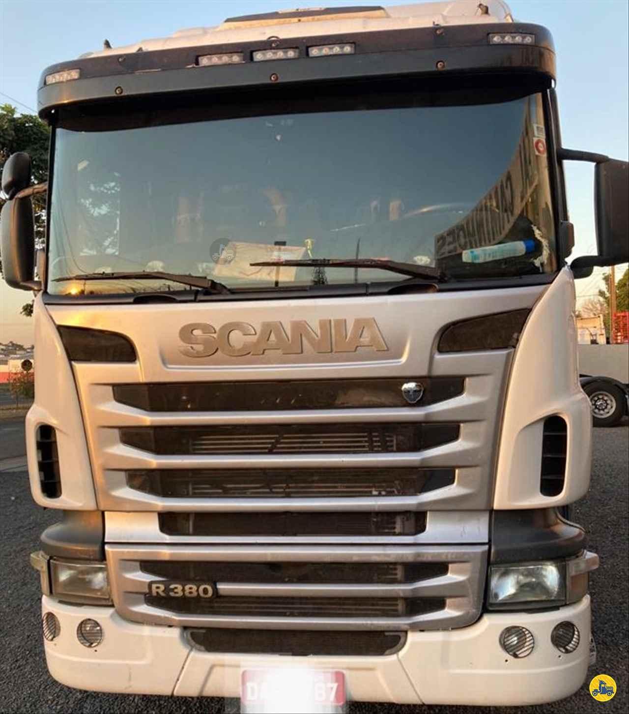 CAMINHAO SCANIA SCANIA 380 Cavalo Mecânico Truck 6x2 Barbosa Caminhões LINS SÃO PAULO SP