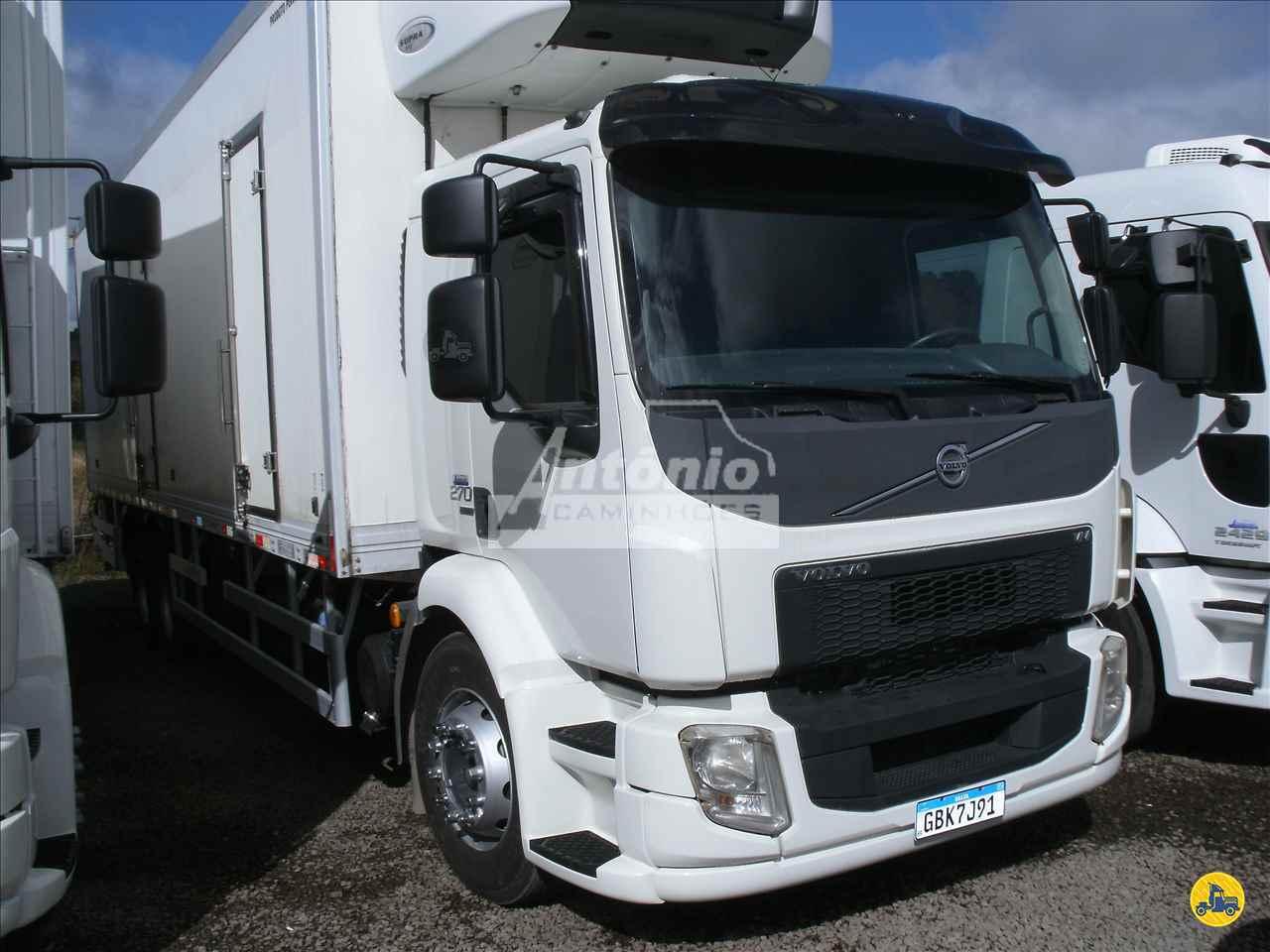 CAMINHAO VOLVO VOLVO VM 270 Baú Frigorífico Truck 6x2 Antônio Caminhões GARIBALDI RIO GRANDE DO SUL RS