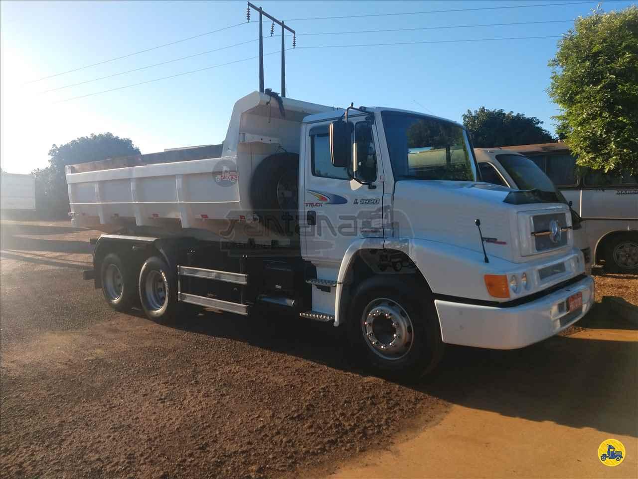 CAMINHAO MERCEDES-BENZ MB 1620 Caçamba Basculante Truck 6x2 Santana Caminhões DOURADOS MATO GROSSO DO SUL MS