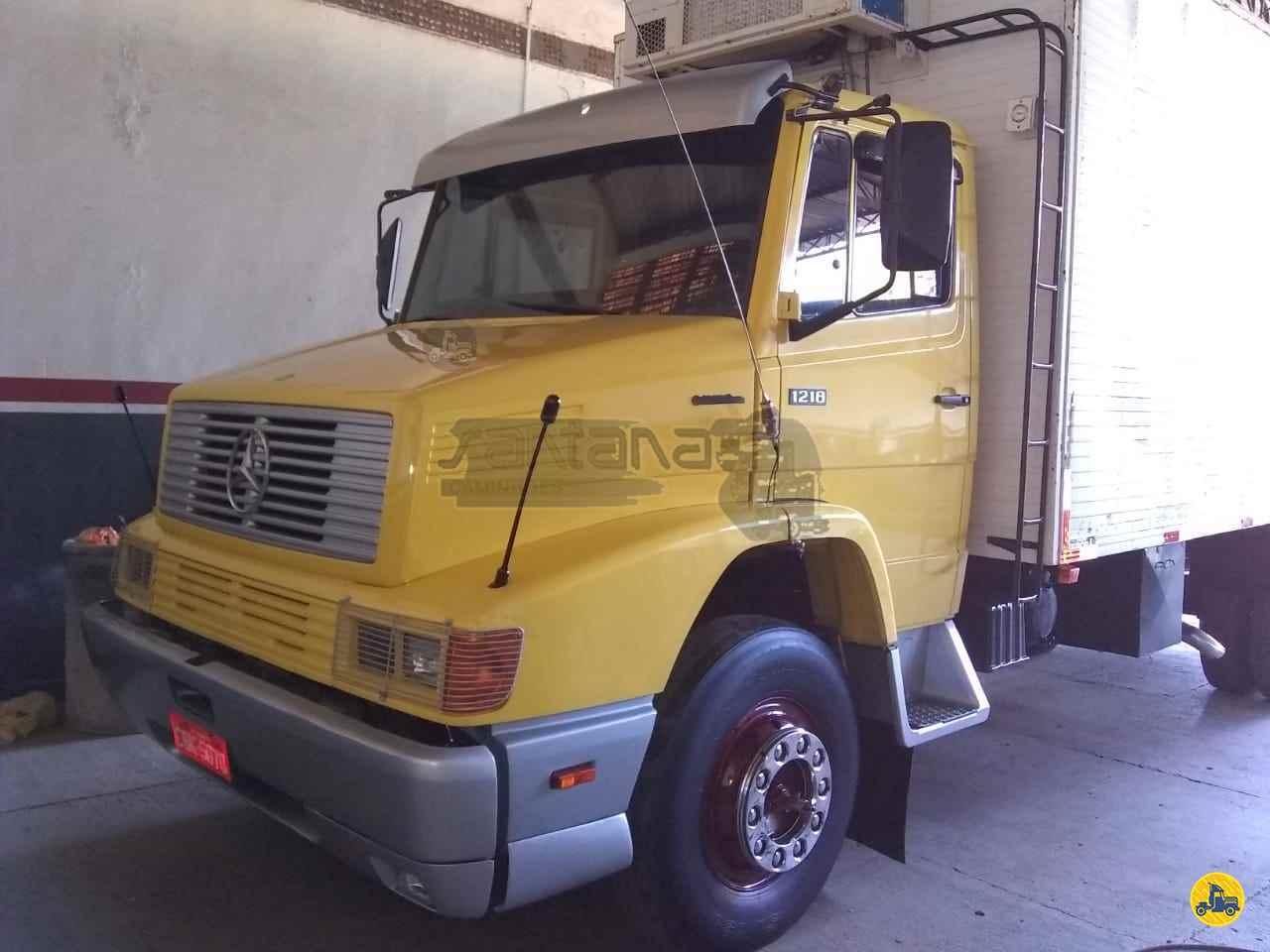 CAMINHAO MERCEDES-BENZ MB 1218 Baú Frigorífico Toco 4x2 Santana Caminhões DOURADOS MATO GROSSO DO SUL MS