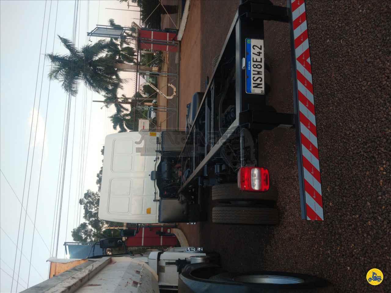FORD CARGO 712  2010/2011 Santana Caminhões