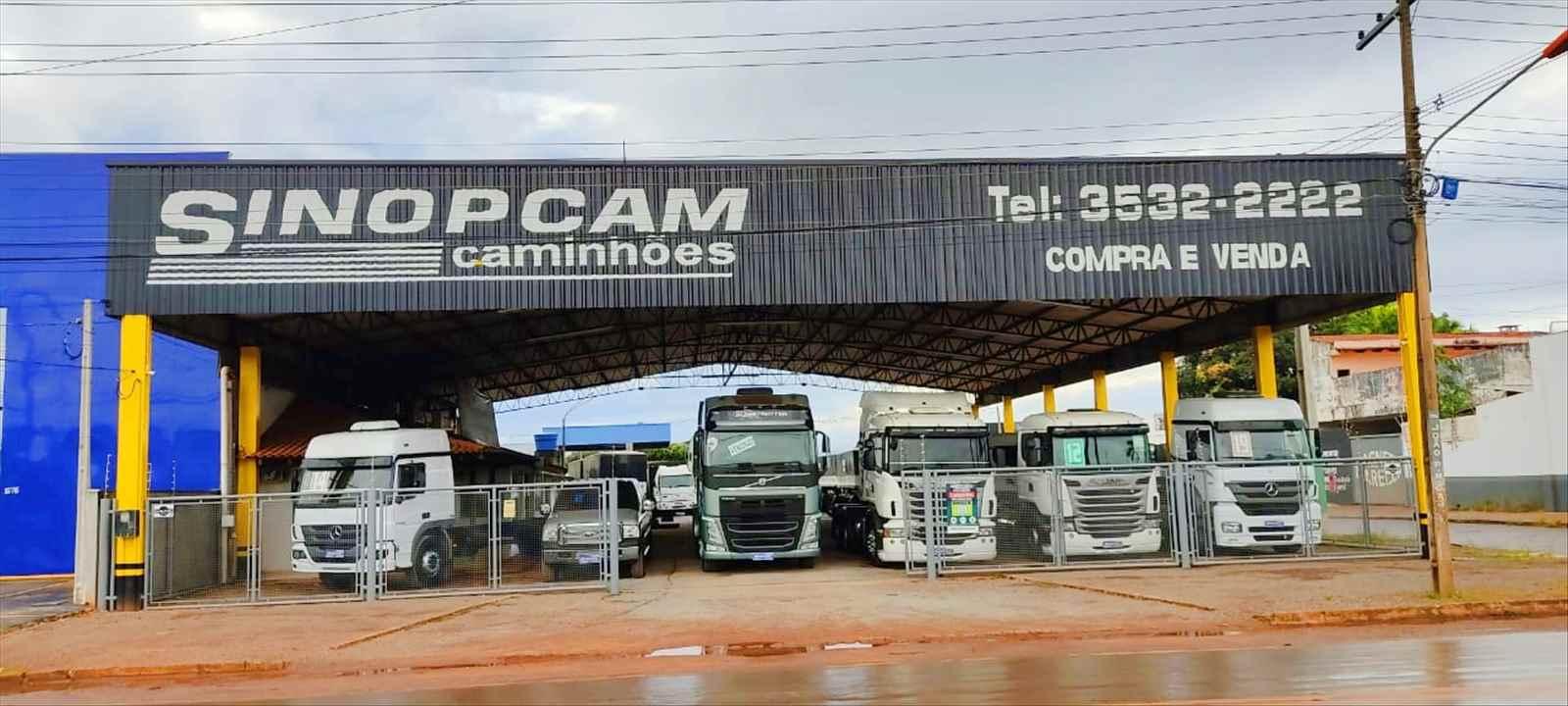 Foto da Loja da SinopCam Caminhões