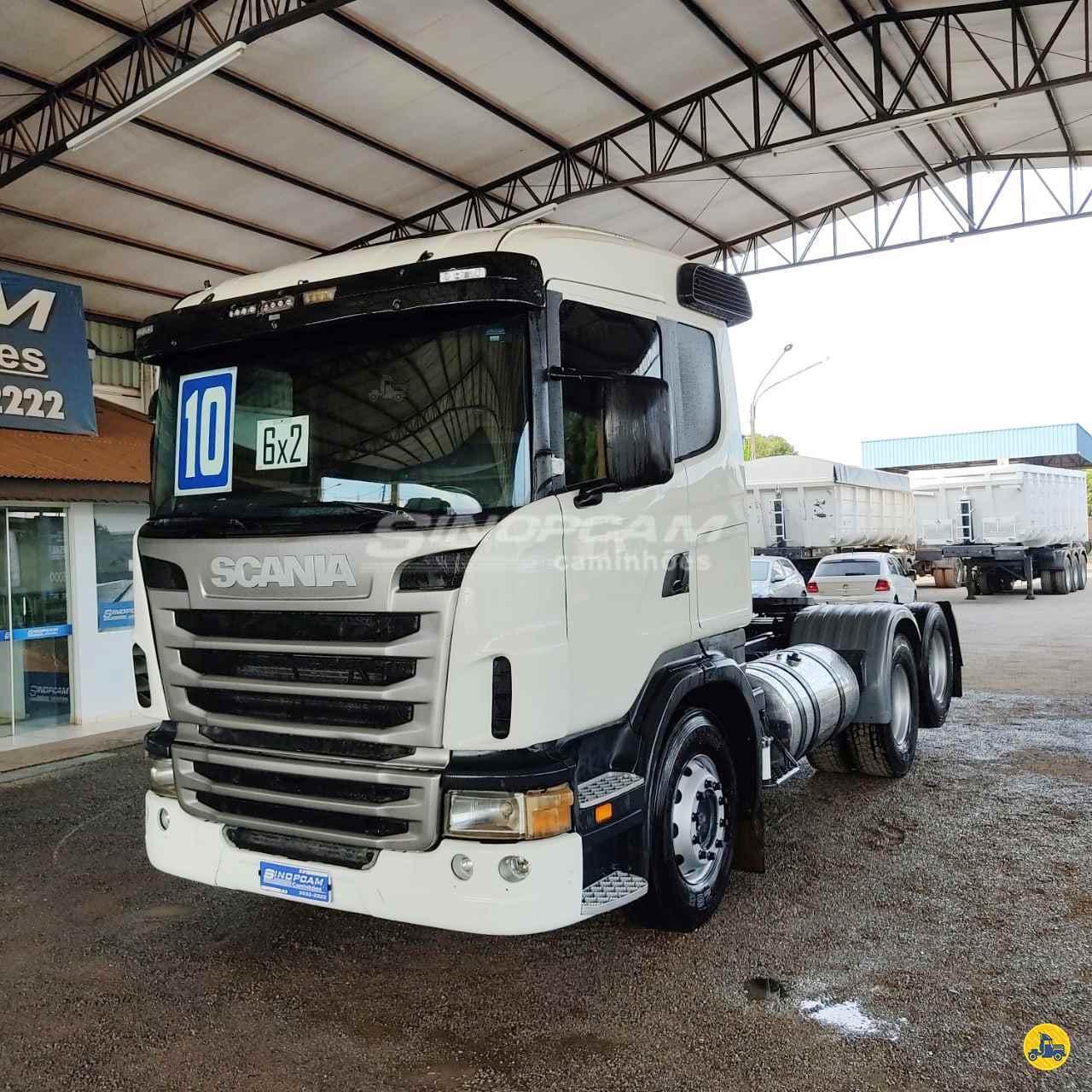 CAMINHAO SCANIA SCANIA 420 Cavalo Mecânico Truck 6x2 SinopCam Caminhões SINOP MATO GROSSO MT