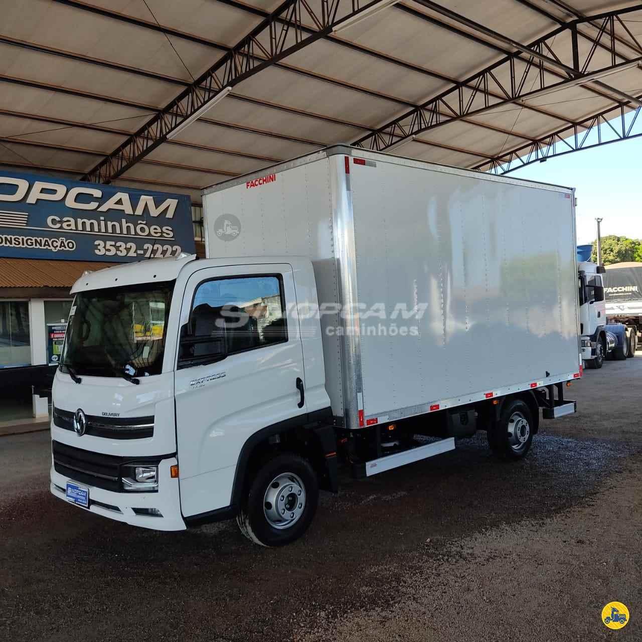 DELIVERY EXPRESS de SinopCam Caminhões - SINOP/MT
