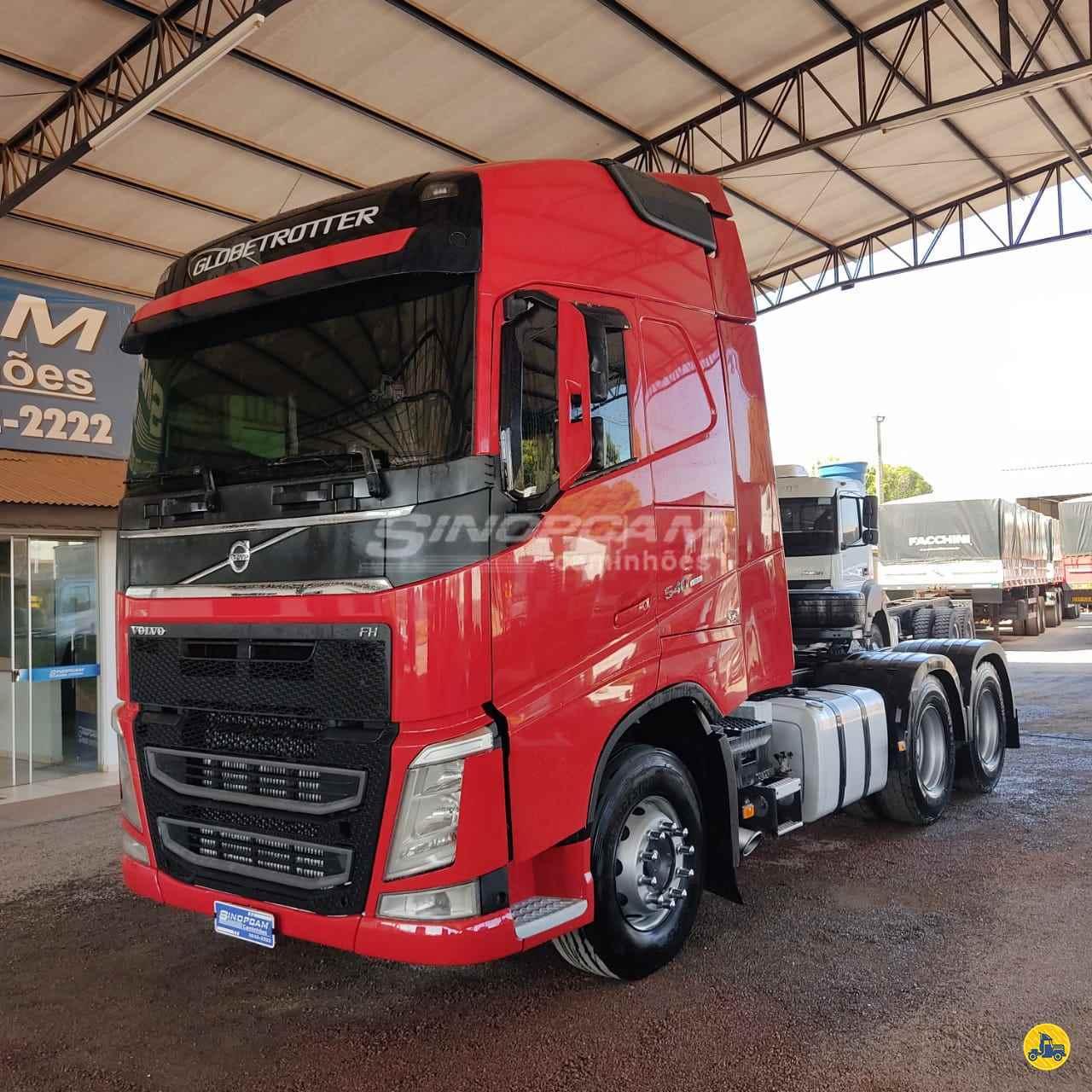 VOLVO FH 540 de SinopCam Caminhões - SINOP/MT
