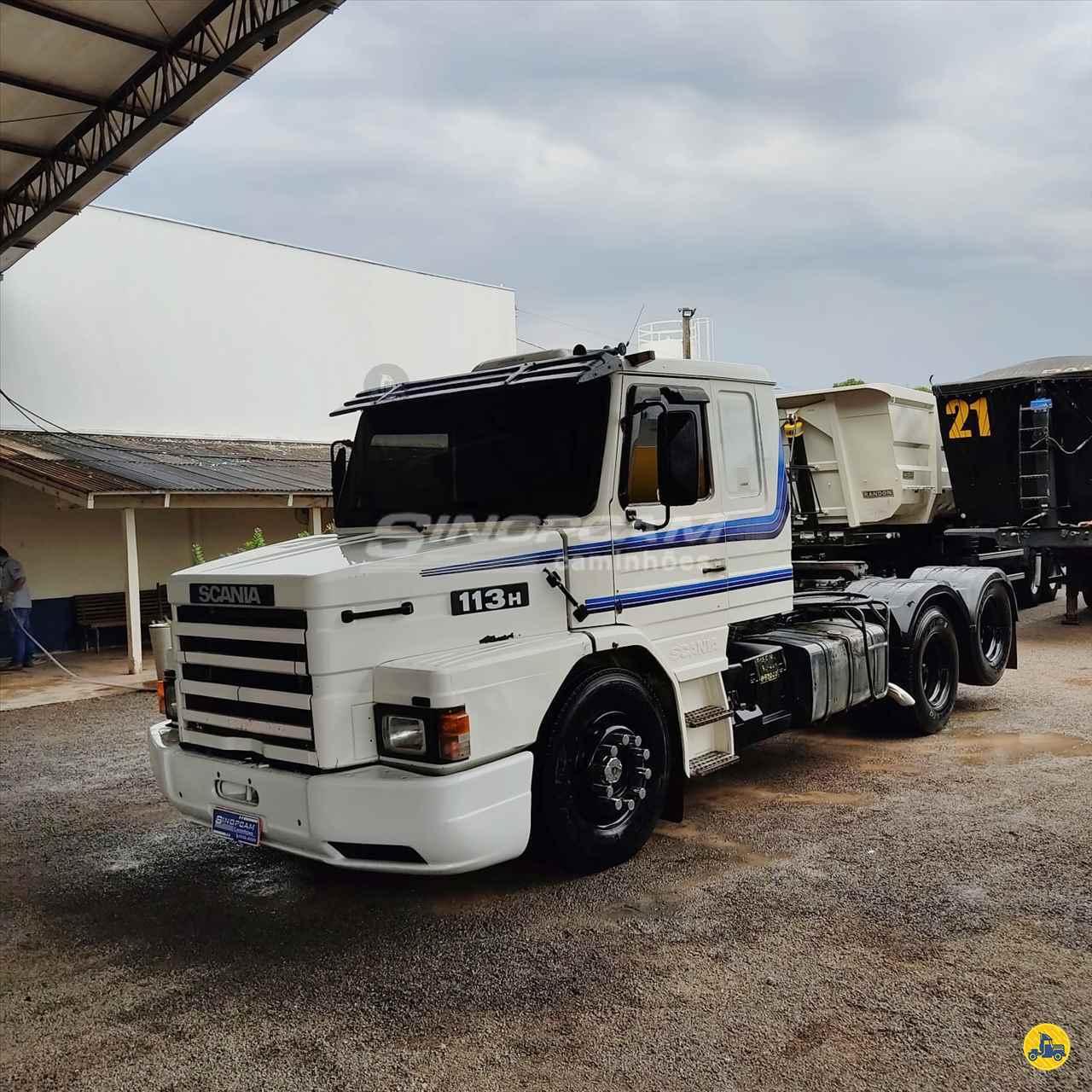 CAMINHAO SCANIA SCANIA 113 360 Cavalo Mecânico Truck 6x2 SinopCam Caminhões SINOP MATO GROSSO MT
