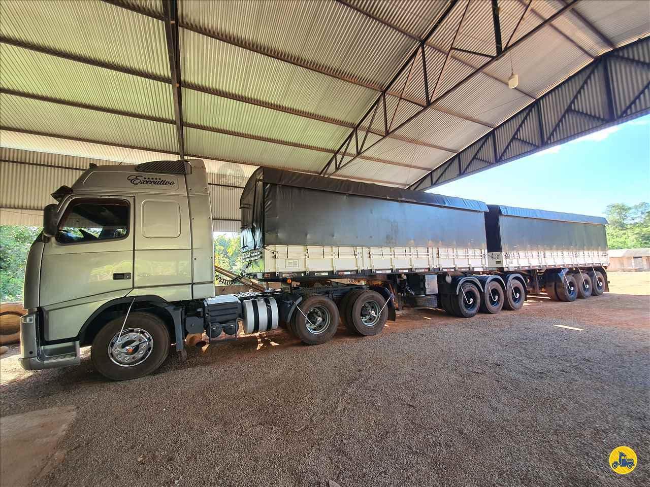 CAMINHAO VOLVO VOLVO FH 520 Cavalo Mecânico Traçado 6x4 Sorriso Caminhões SORRISO MATO GROSSO MT