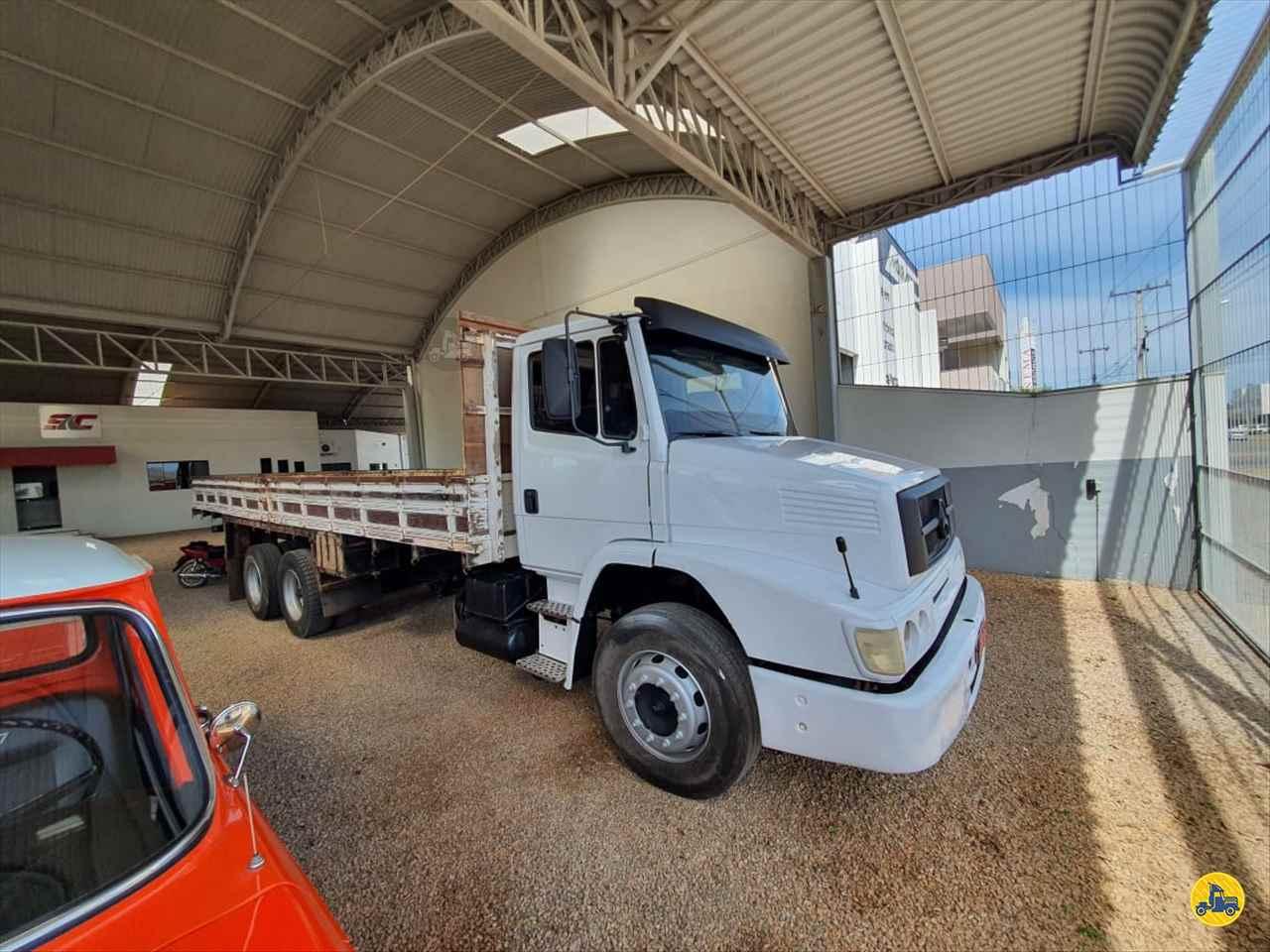 CAMINHAO MERCEDES-BENZ MB 1620 Graneleiro Truck 6x2 Sorriso Caminhões SORRISO MATO GROSSO MT