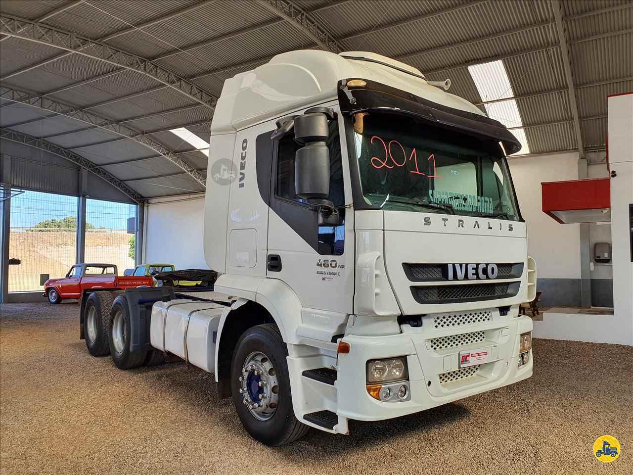 CAMINHAO IVECO STRALIS 460 Cavalo Mecânico Traçado 6x4 Sorriso Caminhões SORRISO MATO GROSSO MT