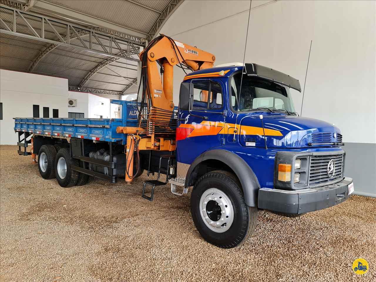 CAMINHAO MERCEDES-BENZ MB 1518 Guincho Munck Truck 6x2 Sorriso Caminhões SORRISO MATO GROSSO MT