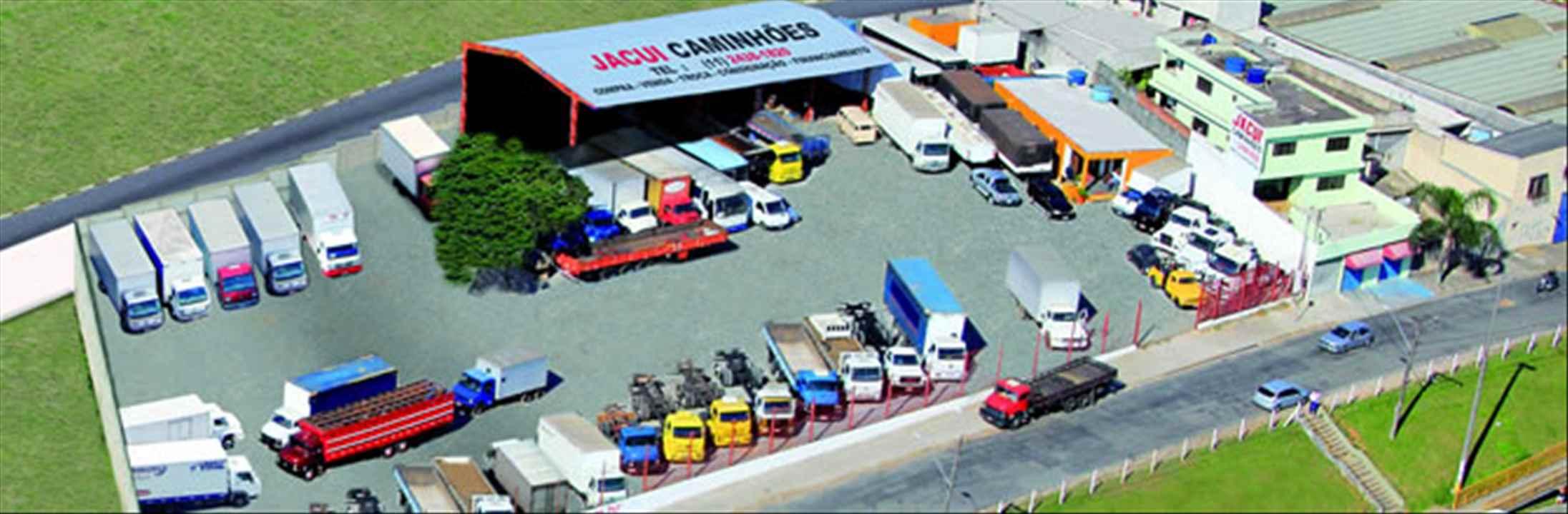 Foto da Loja da Jacuí Caminhões