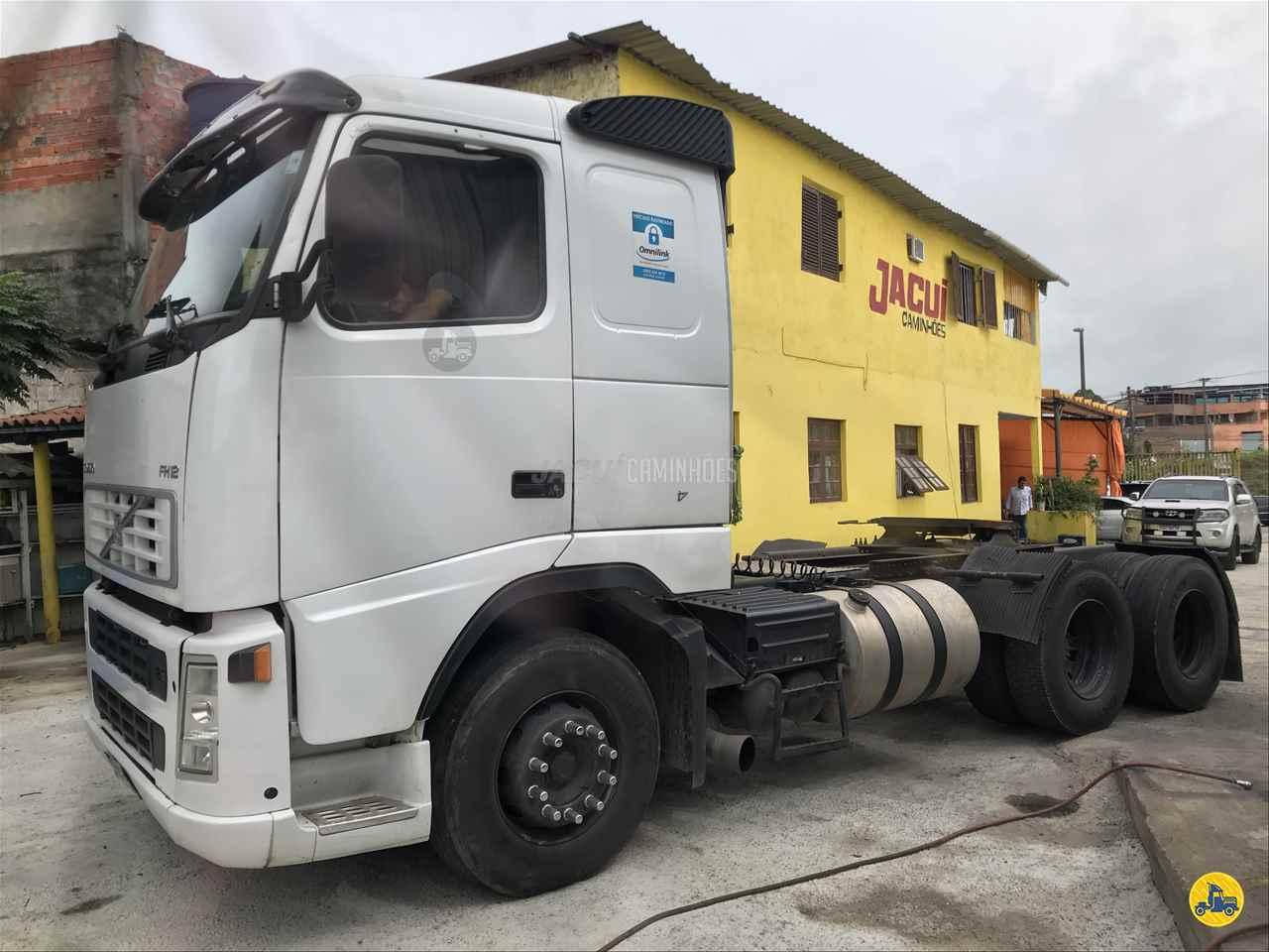 CAMINHAO VOLVO VOLVO FH 420 Cavalo Mecânico Truck 6x2 Jacuí Caminhões GUARULHOS SÃO PAULO SP