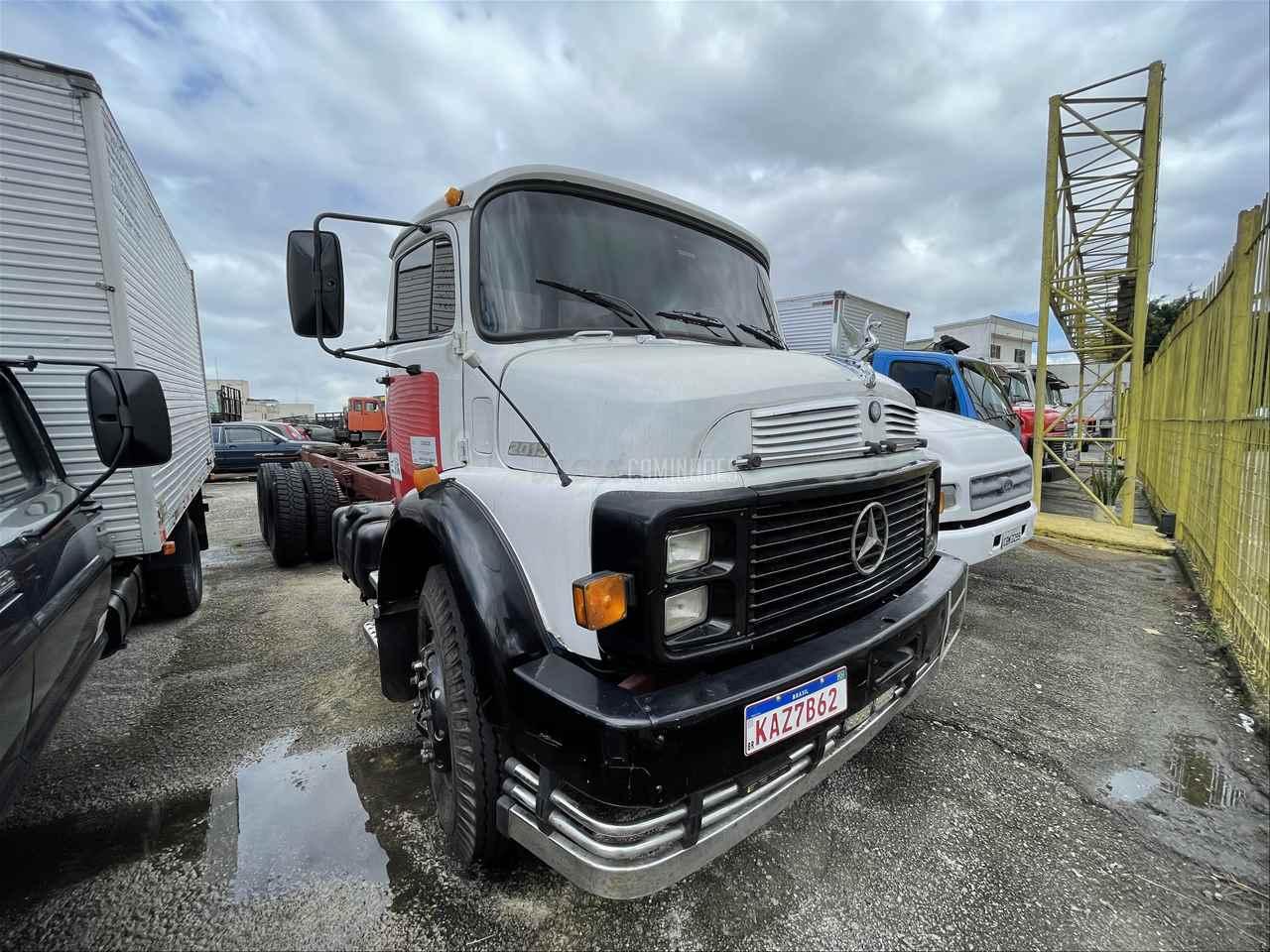 MB 2213 de Jacuí Caminhões - GUARULHOS/SP