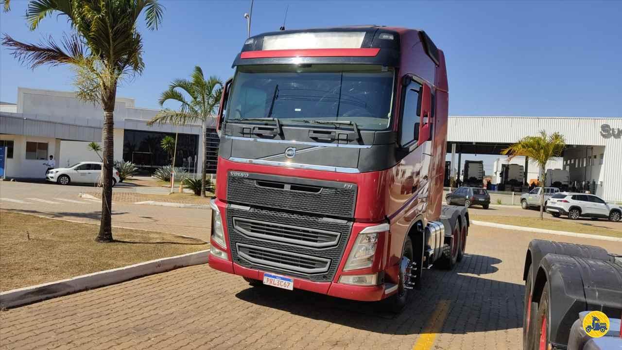 CAMINHAO VOLVO VOLVO FH 460 Cavalo Mecânico Truck 6x2 Suécia Viking Center - Volvo APARECIDA DE GOIANIA GOIAS GO