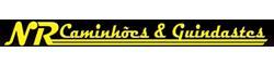 Logo NR Caminhões e Guindastes