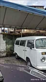 VW - Volkswagen Kombi Furgão 10km 2013/2013 NR Caminhões e Guindastes