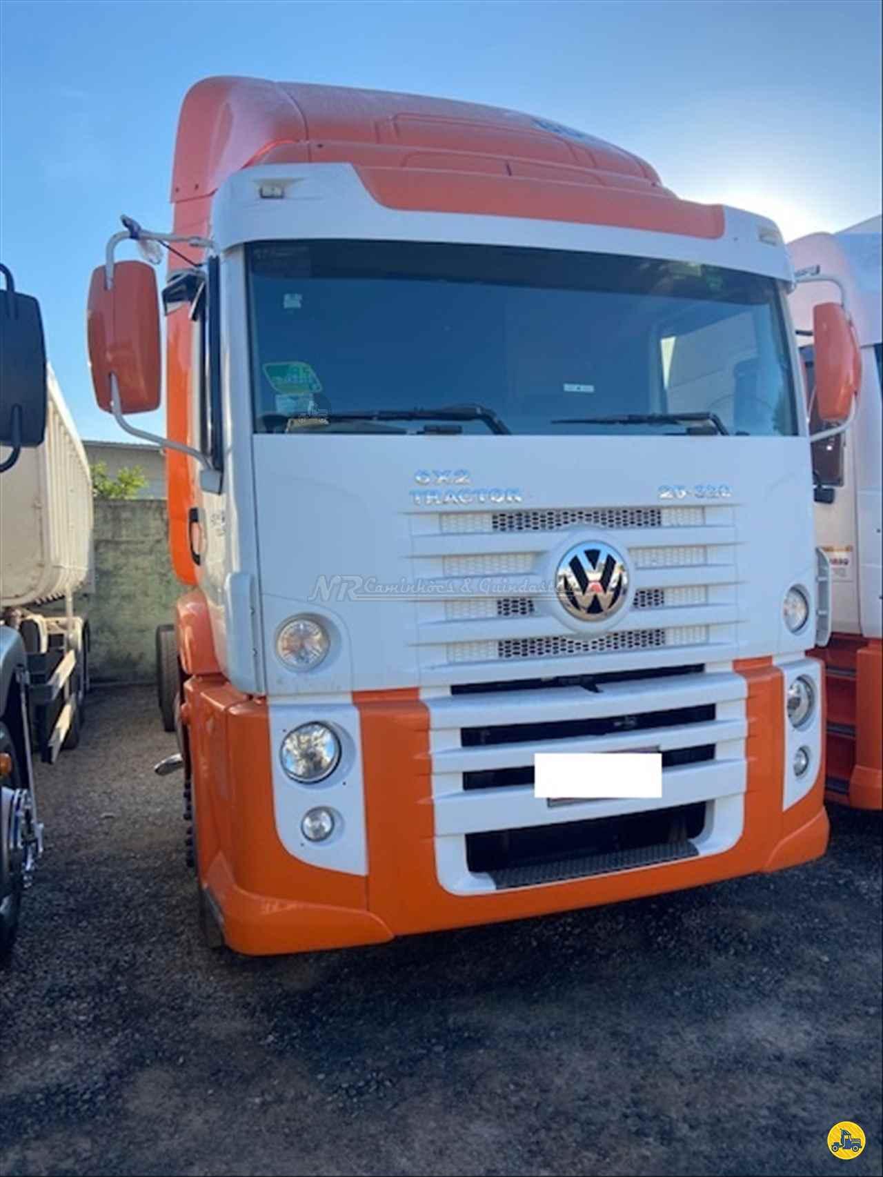 CAMINHAO VOLKSWAGEN VW 25320 Chassis Truck 6x2 NR Caminhões e Guindastes GOIANIA GOIAS GO