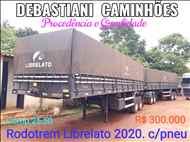 RODOTREM GRANELEIRO  2020/2020 Debastiani Caminhões
