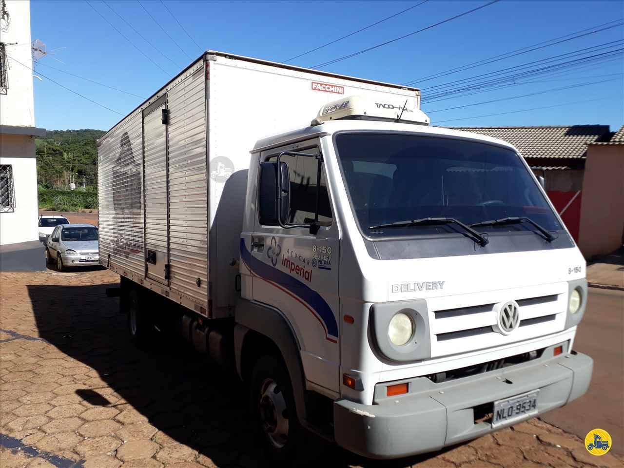 VOLKSWAGEN VW 8150 135000km 2009/2009 Debastiani Caminhões