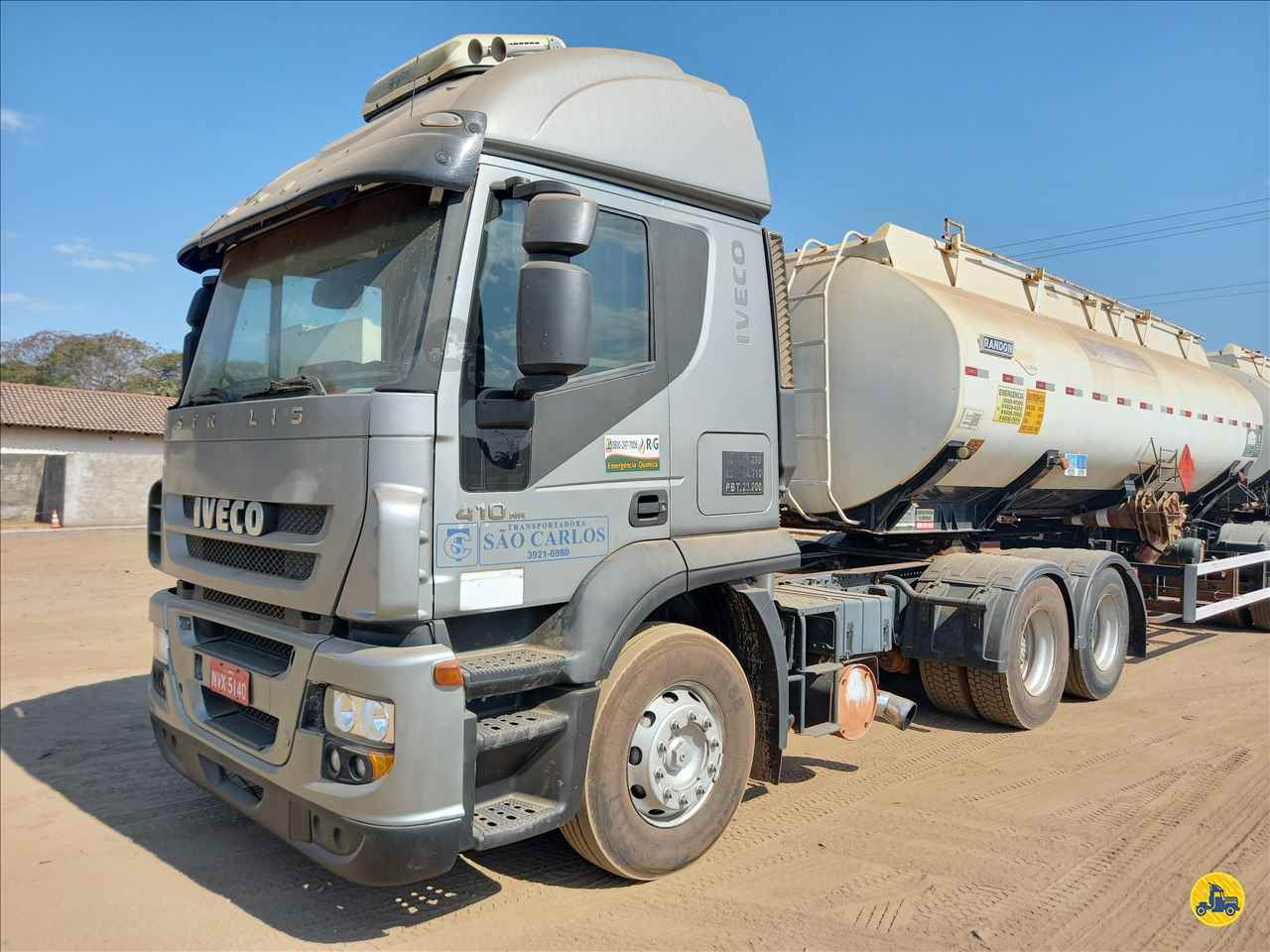 CAMINHAO IVECO STRALIS 410 Cavalo Mecânico Truck 6x2 Debastiani Caminhões ANAPOLIS GOIAS GO