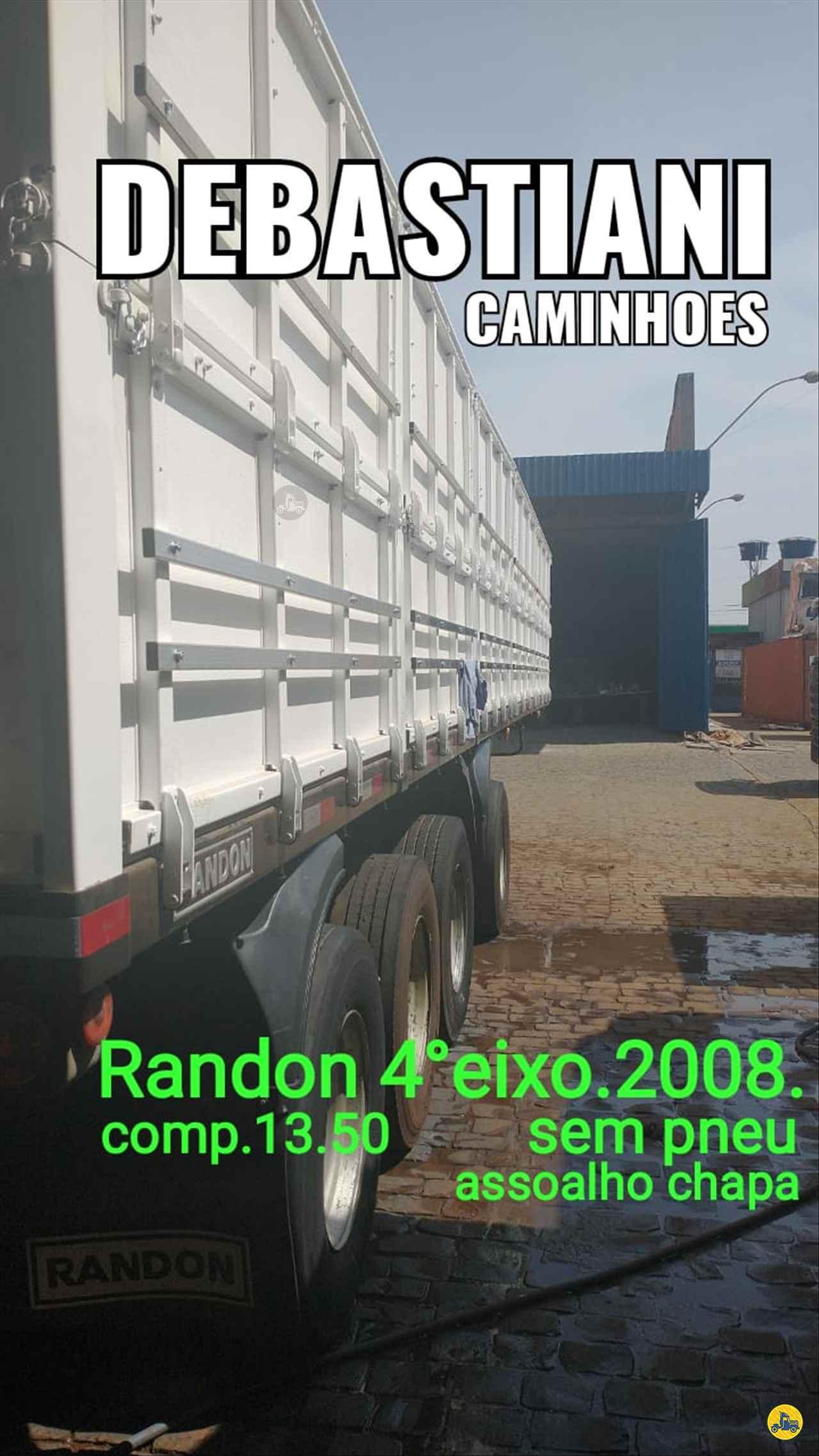 CARRETA SEMI-REBOQUE GRANELEIRO Debastiani Caminhões ANAPOLIS GOIAS GO
