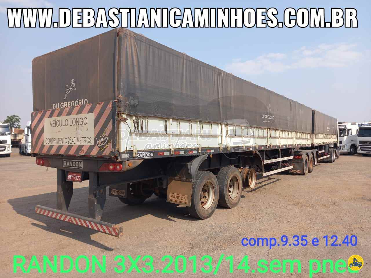 CARRETA BITREM 9 EIXOS GRANELEIRO Debastiani Caminhões ANAPOLIS GOIAS GO