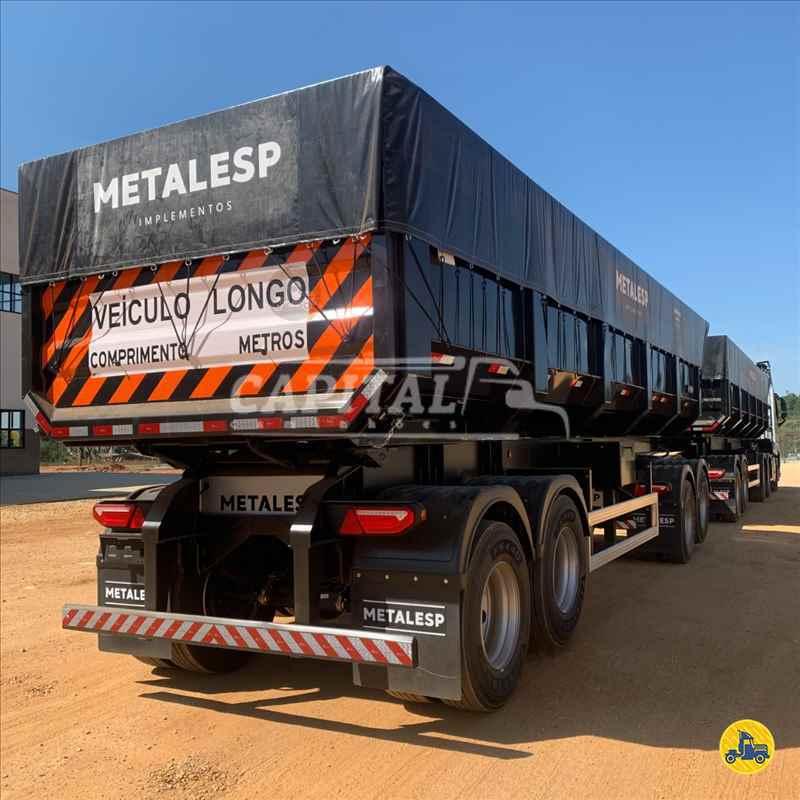 RODOTREM BASCULANTE  2020/2020 Capital Caminhões - Metalesp e Recrusul
