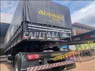 RODOTREM GRANELEIRO  2020/2020 Capital Caminhões - Metalesp e Recrusul
