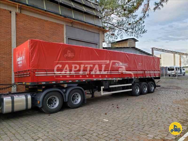 SEMI-REBOQUE GRANELEIRO  2020/2020 Capital Caminhões - Metalesp e Recrusul
