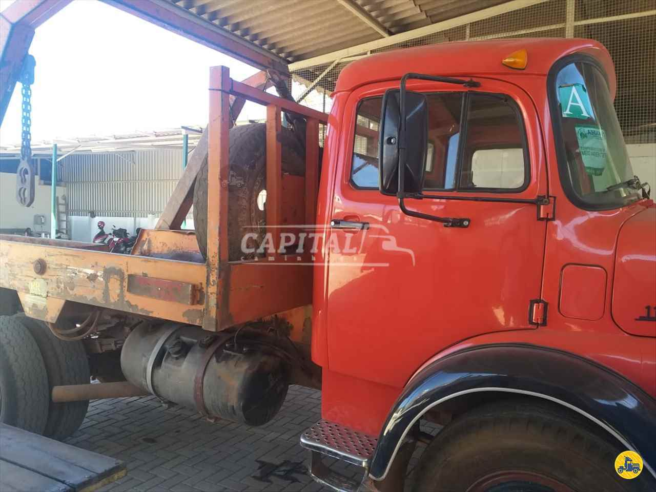 MERCEDES-BENZ MB 1113 00000km 1985/1985 Capital Caminhões - Metalesp e Recrusul
