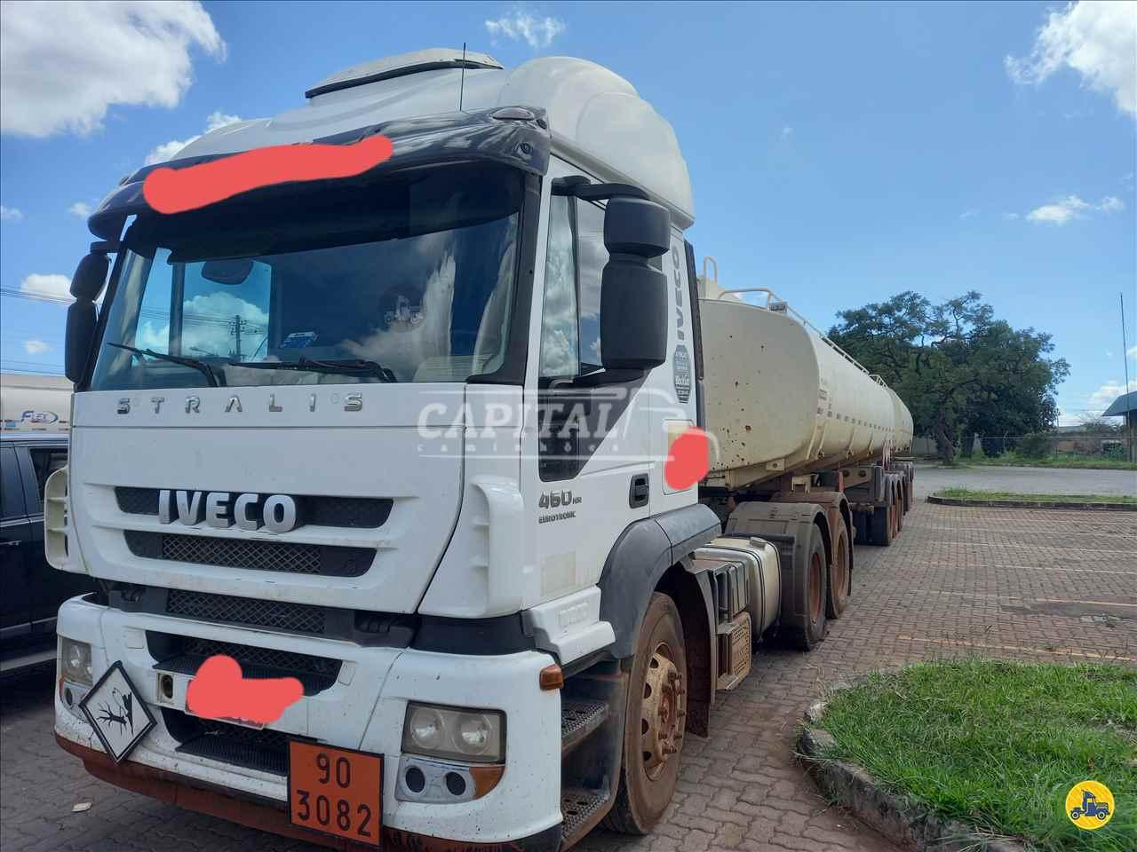 CAMINHAO IVECO STRALIS 460 Cavalo Mecânico Traçado 6x4 Capital Caminhões - Metalesp e Recrusul  BRASILIA DISTRITO FEDERAL DF