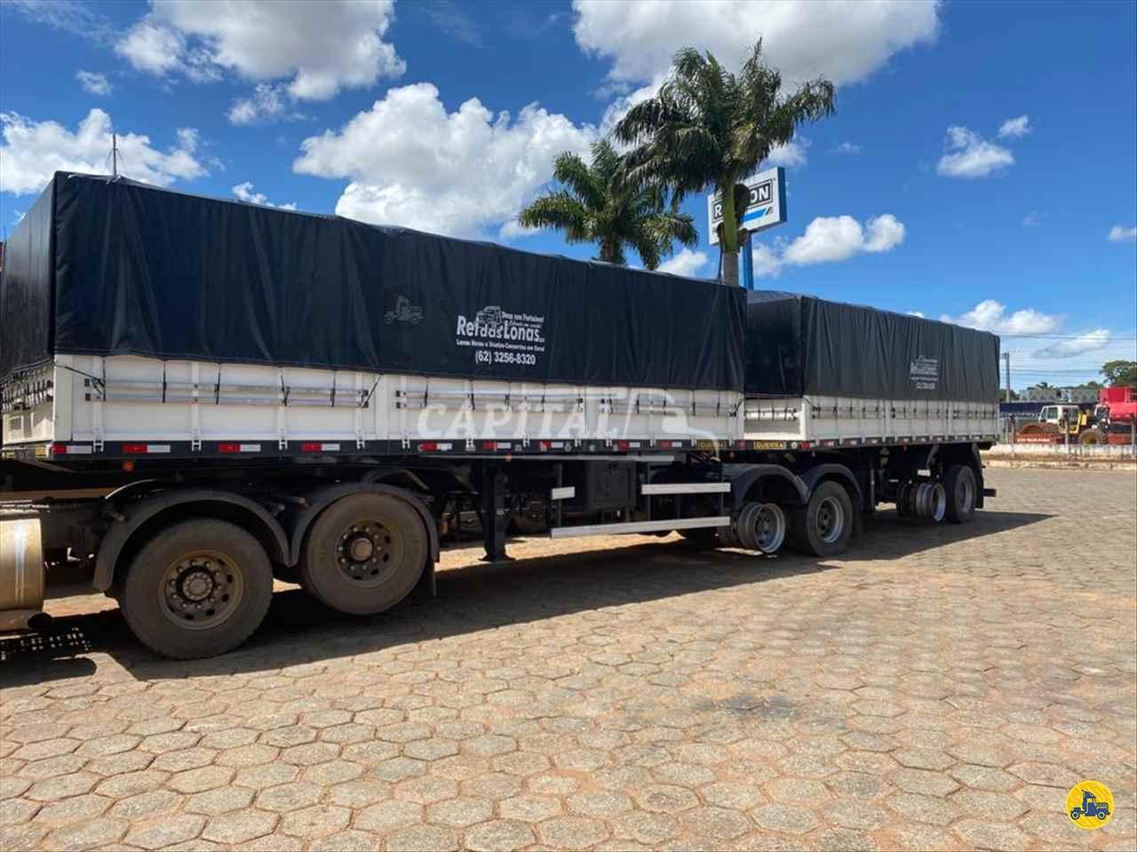 CARRETA BITREM GRANELEIRO Capital Caminhões - Metalesp e Recrusul  BRASILIA DISTRITO FEDERAL DF