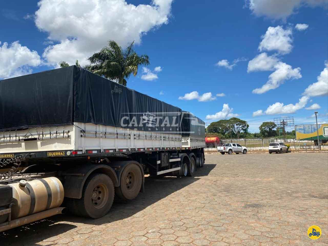 BITREM GRANELEIRO  2013/2013 Capital Caminhões - Metalesp e Recrusul