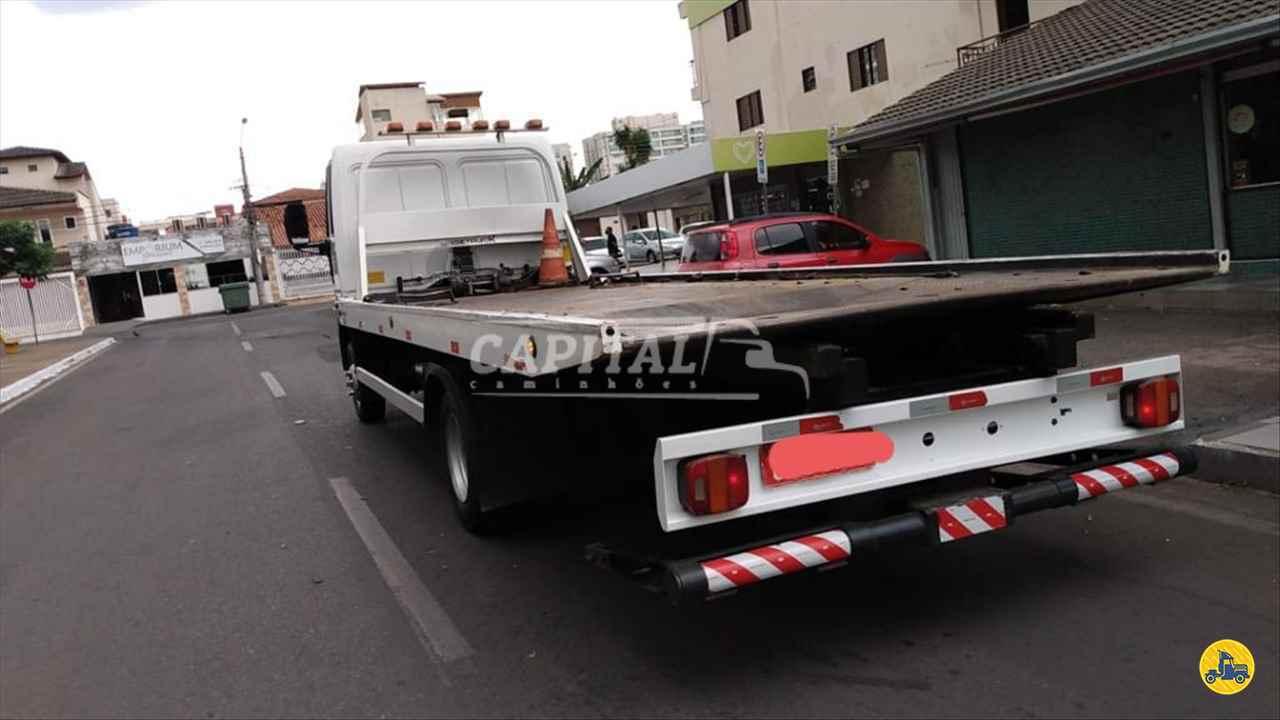 CAMINHAO FORD CARGO 816 Plataforma Guincho Toco 4x2 Capital Caminhões - Metalesp e Recrusul  BRASILIA DISTRITO FEDERAL DF
