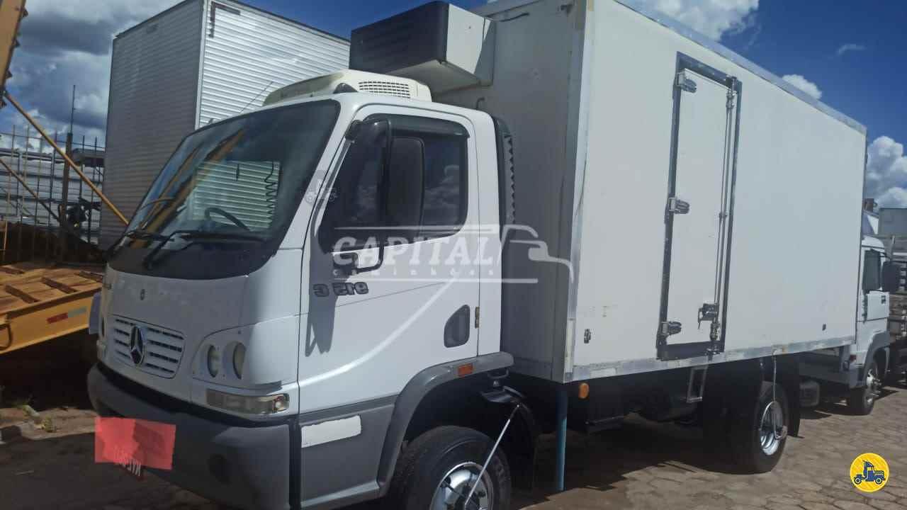 CAMINHAO MERCEDES-BENZ MB 915 Baú Frigorífico 3/4 4x2 Capital Caminhões - Metalesp e Recrusul  BRASILIA DISTRITO FEDERAL DF