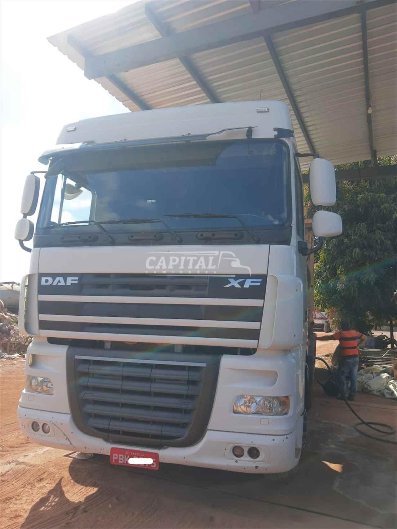 CAMINHAO DAF DAF XF105 510 Capital Caminhões - Metalesp e Recrusul  BRASILIA DISTRITO FEDERAL DF