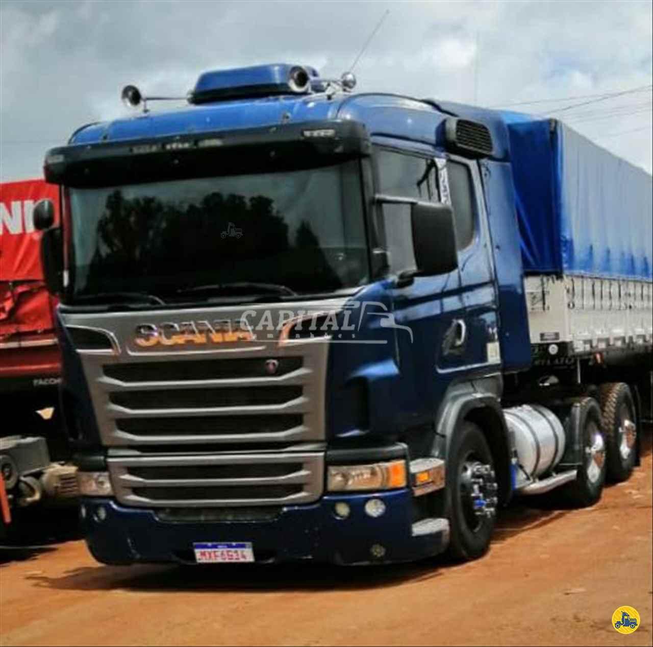 CAMINHAO SCANIA SCANIA 470 Capital Caminhões - Metalesp e Recrusul  BRASILIA DISTRITO FEDERAL DF