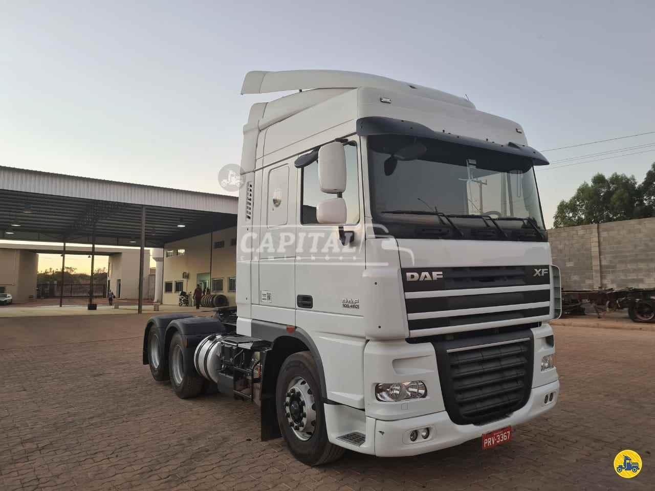 CAMINHAO DAF DAF XF105 460 Capital Caminhões - Metalesp e Recrusul  BRASILIA DISTRITO FEDERAL DF